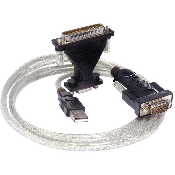 PremiumCord převodník USB - RS 232