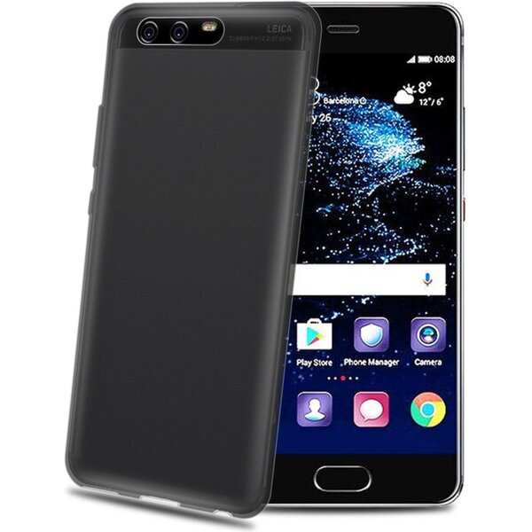 CELLY Gelskin pouzdro Huawei P10 černé