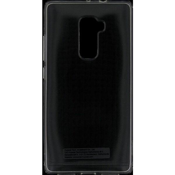 Pouzdro Huawei TPU Mate S, čiré Čirá