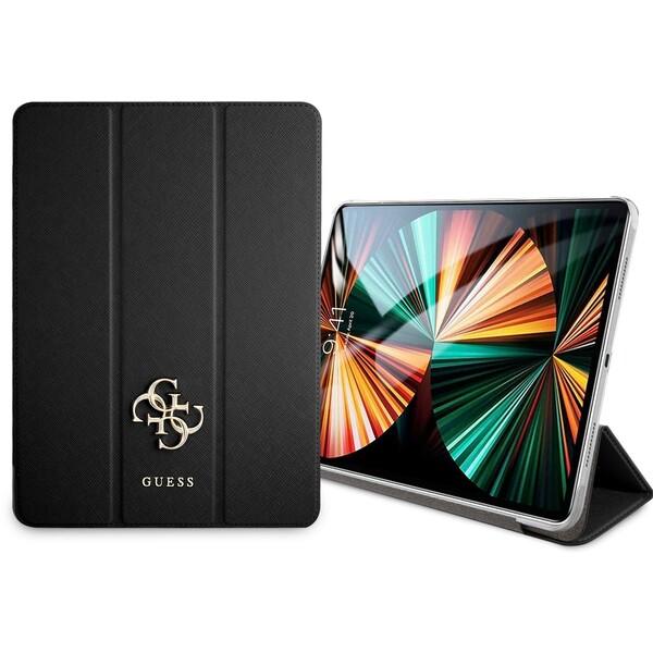 "Guess Saffiano Folio pouzdro iPad Pro 11"" černé"