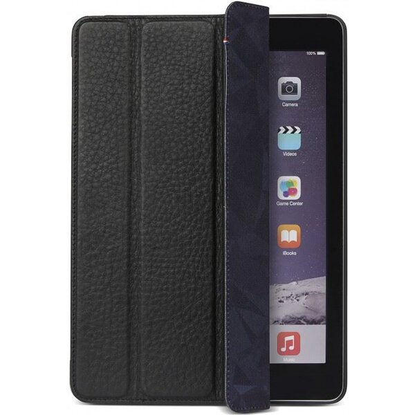 Decoded Leather Slim Cover D4IPA6SC1BK - black Černá