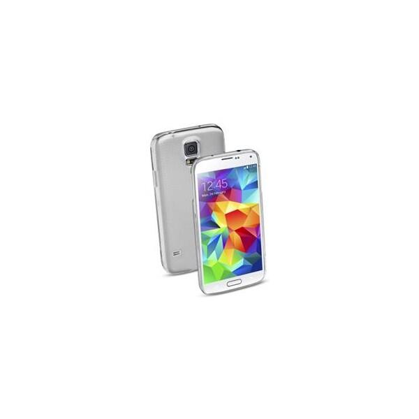 CellularLine Invisible zadní kryt Samsung Galaxy S5 čirý