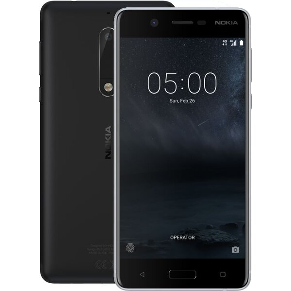 Nokia 5 Dual SIM Černá