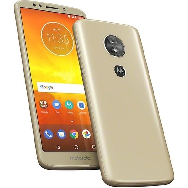 Motorola Moto E5 Plus Zlatá