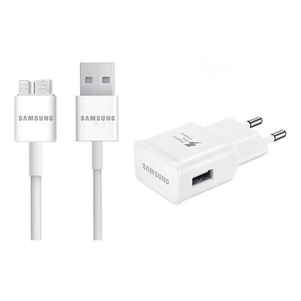 Nabíječka Samsung EP-TA20EW Bílá