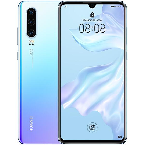 Huawei P30 Bílá