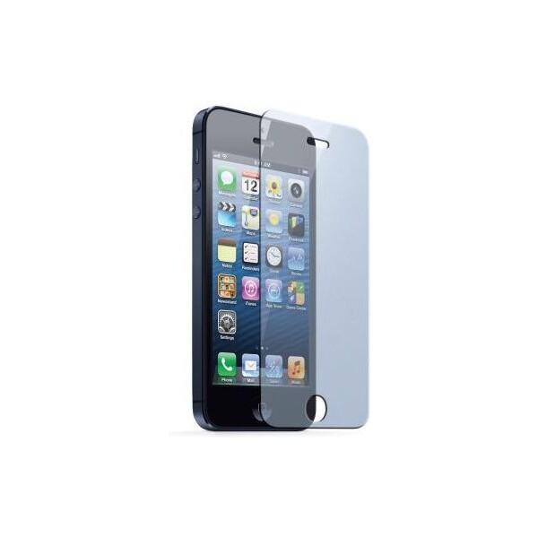 Celly Glass ochranné tvrzené sklo pro Apple iPhone 5 a 5S GLASSIP5 Čirá