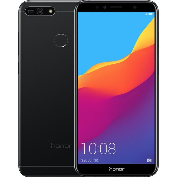 Honor 7A 3GB/32GB Dual SIM LTE 51092RBL Černá