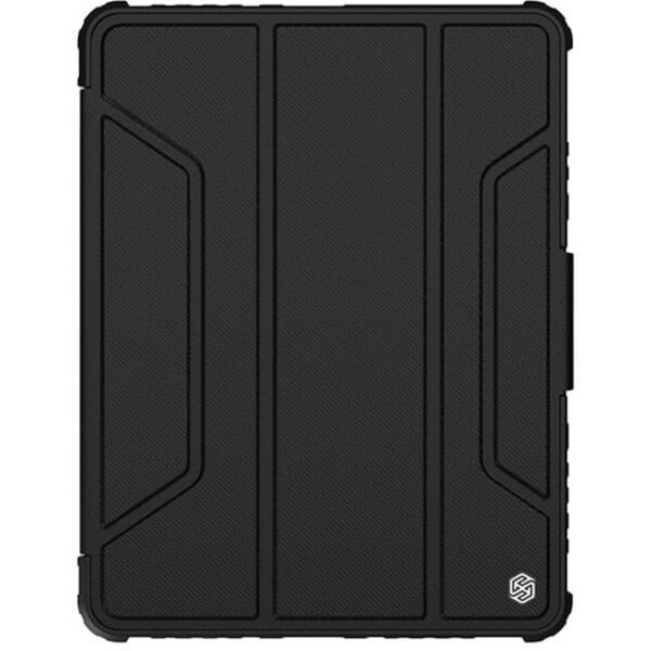"""Nillkin Bumper PRO Protective pouzdro se stojánkem iPad 10.9"""" (2020)/Air 4/Pro 11"""" (2020) černé"""