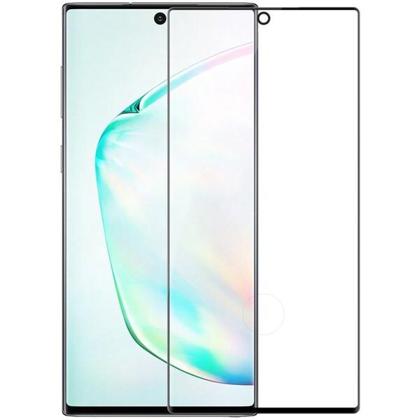 Nillkin 3D CP+ Max tvrzené sklo Samsung Galaxy Note10+ černé