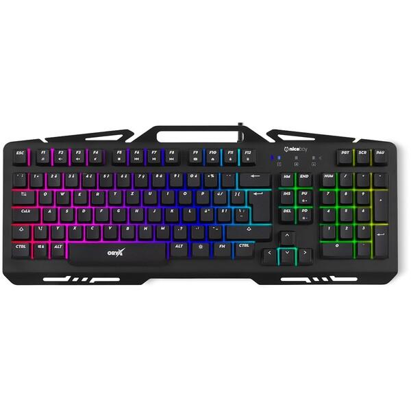 Niceboy ORYX K200 herní klávesnice