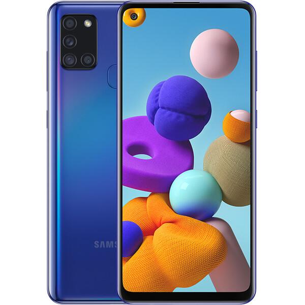 Samsung Galaxy A21s 4GB/64GB modrý