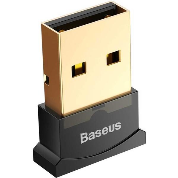 Baseus bezdrátový přádavný adaptér do USB černý