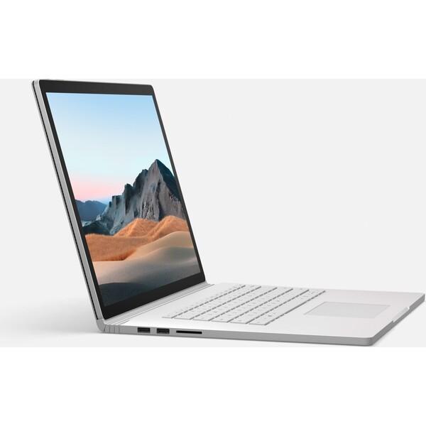 "Microsoft Surface Book 3 13"" stříbrný 256 GB"
