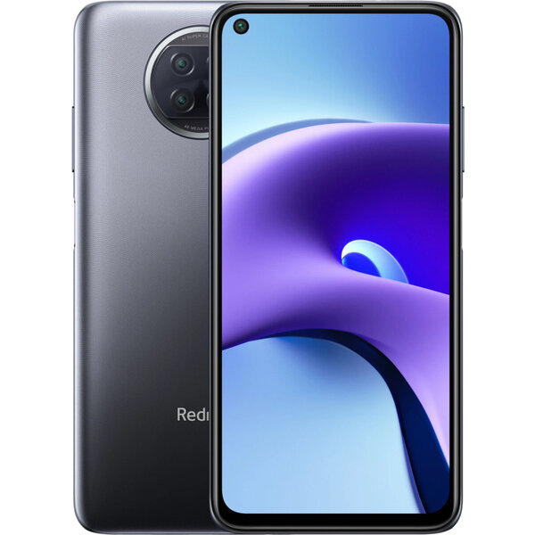 Xiaomi Redmi Note 9T 4GB/128GB 5G Nightfall Black