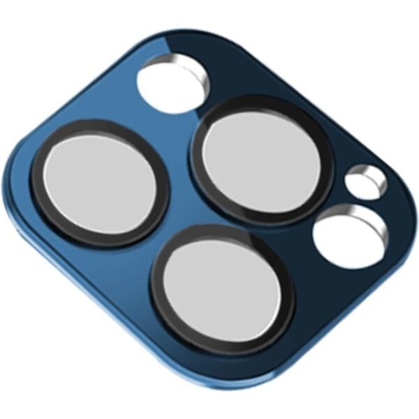 COTEetCI sklíčko na kameru Apple iPhone 12 Pro Max modrý