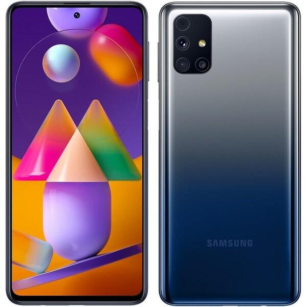 Samsung Galaxy M31s modrý