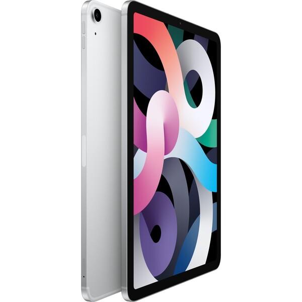 Apple iPad Air 64GB Wi-Fi + Cellular stříbrný (2020)