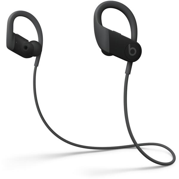 Beats Powerbeats 4 bezdrátová sluchátka černá
