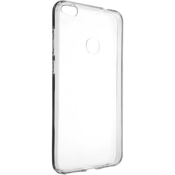 Pouzdro FIXED Skin Huawei P9 Lite 2017 čiré Čirá
