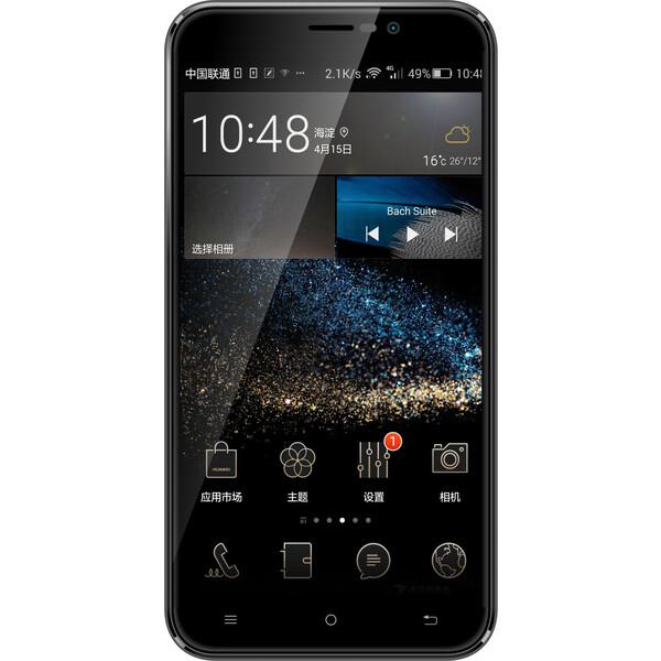 CUBOT Note S 16GB Černá