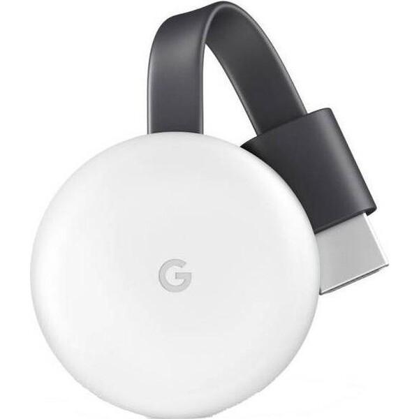 Google Chromecast 3 Bílá