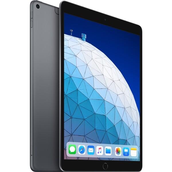 Apple iPad Air 10,5 Wi-Fi+Cellular 64GB Space Gray MV0D2FD/A Vesmírně šedá