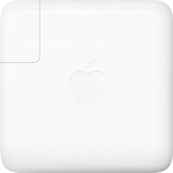 Apple USB-C adaptér 87W - MNF82Z/A Bílá
