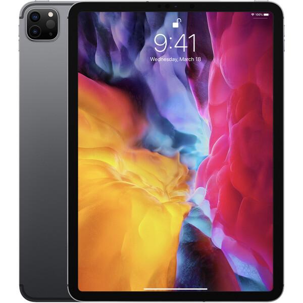 """Apple iPad Pro 11"""" 512 GB Wi-Fi + Cellular vesmírně šedý (2020)"""