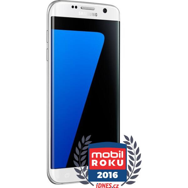 Samsung Galaxy S7 Edge Bílá