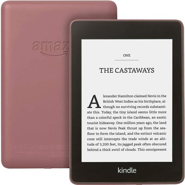 Amazon Kindle Paperwhite 4 2018 růžová