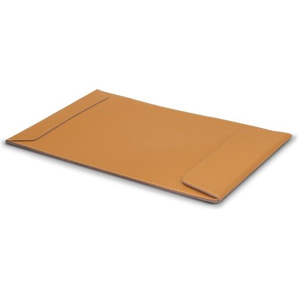 """Zeox Innovative kožené pouzdro MacBook Air 11"""" hnědé"""