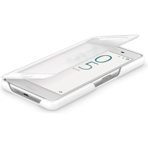 Pouzdro Sony SCR56 bílé Bílá
