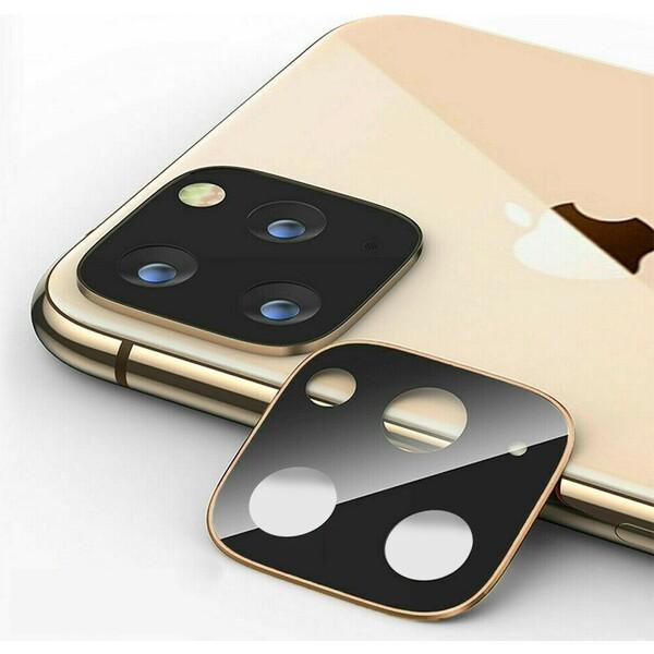 COTEetCI sklíčko na kameru Apple iPhone 11 Pro/Pro Max zlaté