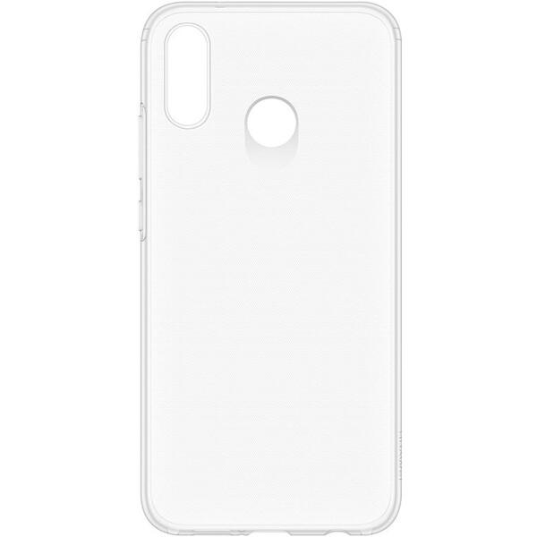 Huawei Protective pouzdro Huawei P20 Lite číré 51992316 Čirá