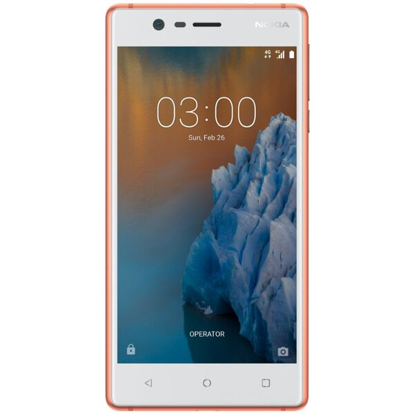 Nokia 3 Single SIM Měděná