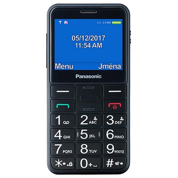 Panasonic KX-TU150EXB Černá