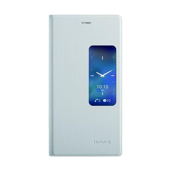 Huawei flipové pouzdro View Ascend P7 bílé