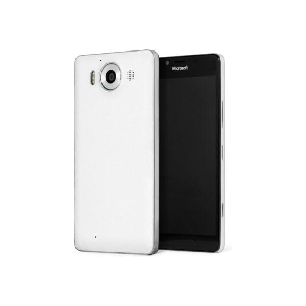 MOZO zadní kryt Microsoft Lumia 950 bílý