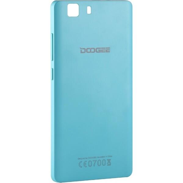 Kryt DOOGEE X5/X5 PRO zadní modrý Modrá