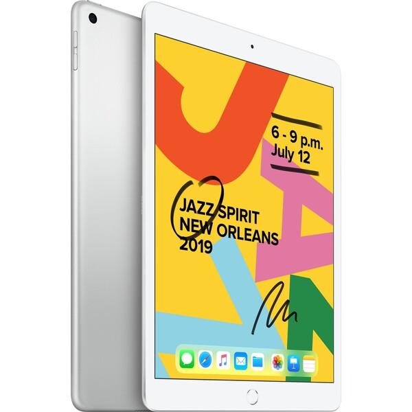 """Apple iPad 10,2"""" 32GB Wi-Fi stříbrný (2019)"""