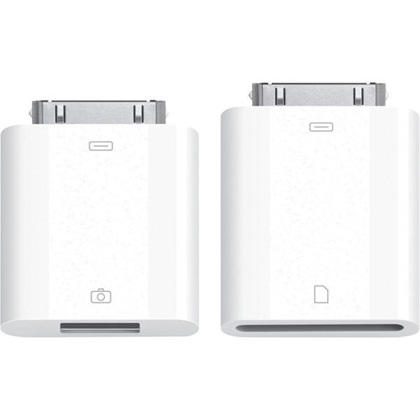 Apple iPad Camera Connection Kit mc531zm/a Bílá
