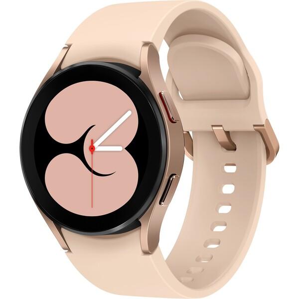 Samsung Galaxy Watch4 40mm růžovo-zlatá