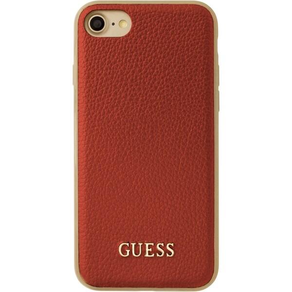 Pouzdro Guess IriDescent TPU Red iPhone 7 Červená