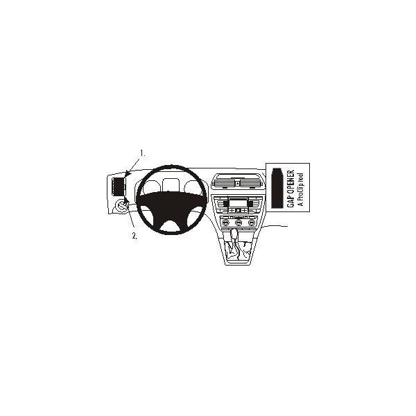 Brodit ProClip montážní konzole pro Škoda Octavia 05-06
