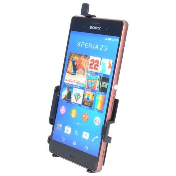 FIXER držák pro Sony Xperia Z3 FIXH391 Černá