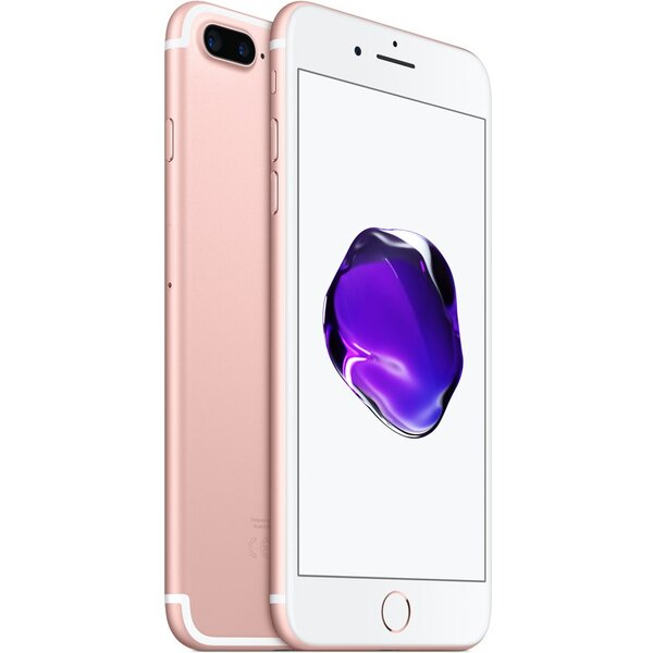 Apple iPhone 7 Plus 128GB Růžově zlatá