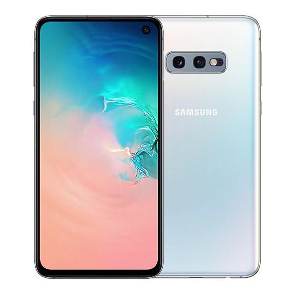 Samsung Galaxy S10e Bílá