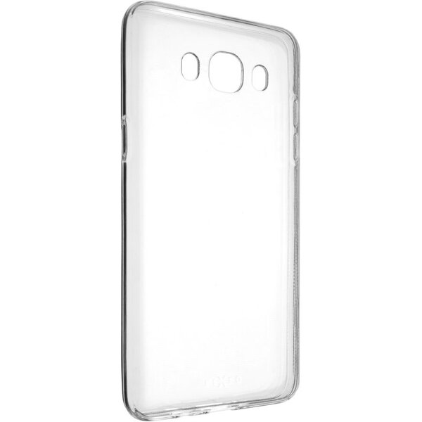 FIXED TPU pouzdro Samsung Galaxy J5 (2016) Čirá