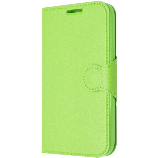 FIXED flip pouzdro Samsung Galaxy Core Prime zelené